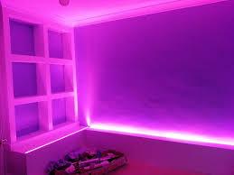 under bed led lighting.  Bed Bedroom Lighting  Led Lights For Bed Headboards RGB LED Tape Used  Throughout Under Lighting
