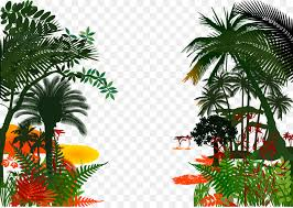 jungle background clipart. Fine Clipart Jungle Royaltyfree Clip Art  ForestPoster BackgroundRainforestforest For Background Clipart K