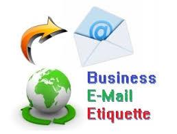 Business Email Etiquette Business Email Etiquette Rules Edu