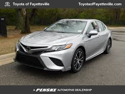 2018 New Toyota Camry SE Automatic at Fayetteville Autopark, IID ...