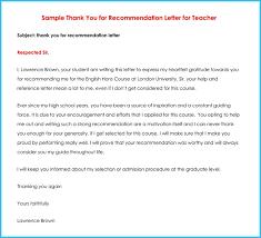 Sample Recommendation Letter Teacher Letterform231118 Com