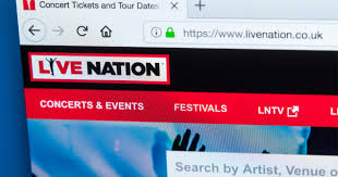 live nation ticketmaster announce