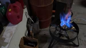 10 tip natural gas burner