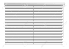 office window blinds. Window Shutters. Office Interior Blinds. Decor. Horizontal Blind. Stock Vector Blinds