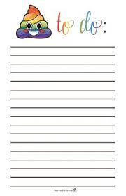 refrigerator notepad. amazon.com : poop rainbow emoji magnetic pad grocery list, to do for fridge, refrigerator, funny gift notepad with magnet, 50 sheets, 5.5 x 8.5, refrigerator