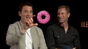 miles teller on his bleed for this regime i would ve choked miles teller on his bleed for this regime i would ve choked someone out for a doughnut