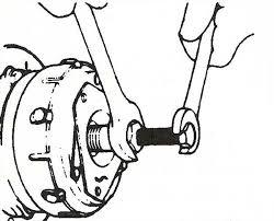 ac compressor clutch diagnosis repair mdh motors remove compressor clutch hub and plate