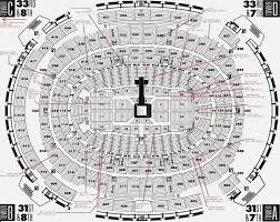 Mag Seating Chart Madison Square Garden Seating Chart With Seat Numbers Concert
