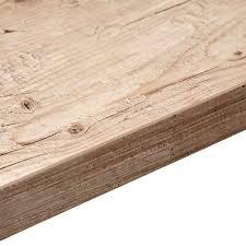 38mm b q capitol pine laminate astral dove wood effect post formed 3mm worktop l 3000mm d 600mm departments diy at b q