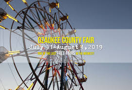 Ozaukee County Fair One Of The Last Free Fairs In The Midwest
