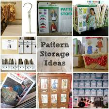 pattern idea pattern storage ideas and tips round up of pattern storage ideas