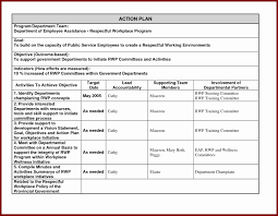 Affirmative Action Plan Template For Small Business New Affirmative ...