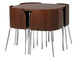 ikea retro furniture. if we see dark wood and chrome always think late 60searly 70s but this is actually a modern design u2013 the ikea fusion dining table chairs retro furniture n