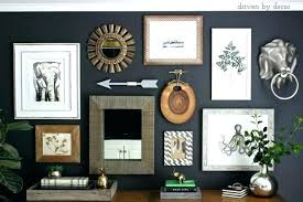 home office wall decor ideas. House Wall Decoration Ideas Home Office Decor Driven By Eclectic Gallery Diy I