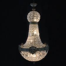 large size of living engaging french empire chandelier 7 retro vintage big round style led e14