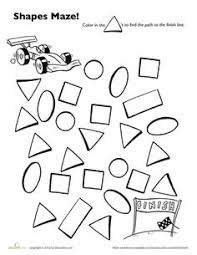 8871c5af6f7c18d698c7a1391579836d disney cars birthday cars birthday parties our 5 favorite preschool math worksheets activities, circles and on electrical circuits for kids worksheets