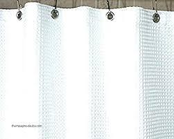 custom fabric shower curtains bathroom stunning custom fabric shower curtains extra wide curtain fresh waffle vinyl custom fabric shower curtains