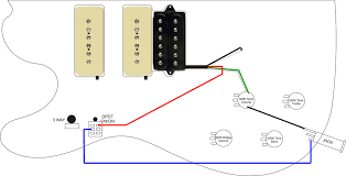 p90 pickup wiring diagram wiring diagram and schematic design gibson es 335 wiring diagram p90