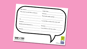 Share a Story - World Book Day