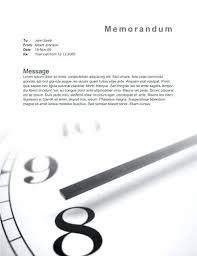 Memo Template Stunning Memo Template For Word Format Bonus Templates With A Clock Microsoft