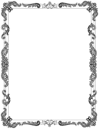 black and gold frame png. Simple Black Frame Png And Gold Ornate Bgbc I