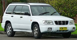 File:2002 Subaru Forester (SF5 MY02) Limited wagon (2011-07-17 ...