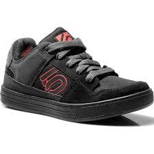 Five Ten Freerider Kids Mtb Shoe Team Black Red