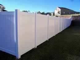 Vinyl Fence Contractor South Texas Fence and Deck Victoria TX