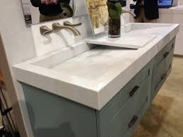furniture rectangle white granite bathroom vanity top with golden faucet splendid idea of cultured