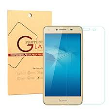 huawei y6 2017. huawei y6 2017 screen protector, bdeals premium tempered glass anti-scratch protector for g