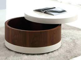 black circle coffee table small circle coffee table low living room timber black circular coffee table