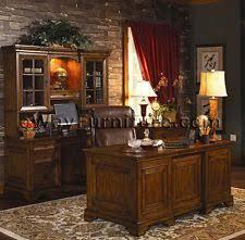 oak desks for home office. rustic americana hardwood executive desk home office furniture dark oak finish desks for