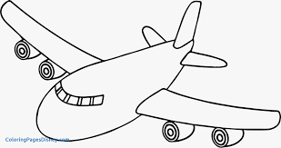 Disney Planes Coloring Pages Luxury Plane Coloring Pages Airplane
