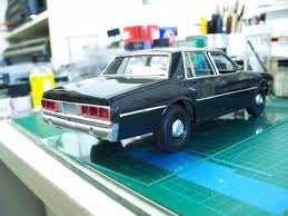 1984 Chevy Impala 9c1 (completed) - Scale Auto Magazine - For ...