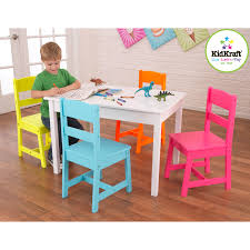 Table Set For Kids Kidkraft Kids Tables Chairs Youll Love Wayfair