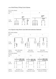 pad mounted transformer substation 13 14 wiring schemas 7