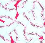 Baseball Fabric - Flannel and Fleece Baseball Cotton Quilt Fabrics & hot pink girls baseball softball cotton flannel quilt fabric ... Adamdwight.com