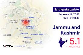 The kashmir earthquake killed nearly 75,000 people, injured more than 100,000 people, and destroyed 3 million homes. Earthquake In Katra Jammu And Kashmir Today With Magnitude 5 1 Earthquake In India