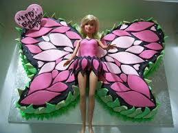 Barbie Birthday Cake Idea My Oldest Is Too Old But Hoping Someday