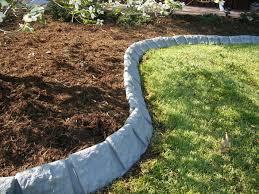 stone edgers decorative stone garden edging 80 decorative stone edging stone