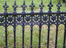 how to prepare a wrought iron fence for painting in 7 steps