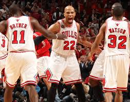 Bench Mob Led Defensive Charge « CBS ChicagoChicago Bulls Bench Mob