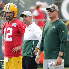 Aaron Rodgers airs his grievances ...