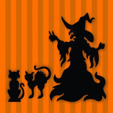 Place your designs inside a heavy plastic bag (such as ziploc sandwich bags). Halloween Witch And Cats Free Svg Dreaming Tree