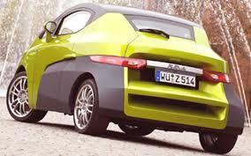 2011 mahindra reva nxr electric car 3 door hatchback