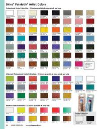 My Gift For You A Paintstik Color Chart Cedar Canyon