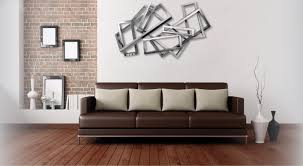 tangular on house wall art with home page