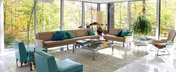 new trends in furniture. Retro-furniture-living-room-new-york-design-agenda New Trends In Furniture
