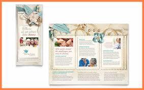 40 Free Microsoft Word Tri Fold Brochure Templates Andrew Gunsberg Unique Free Tri Fold Brochure Templates Word