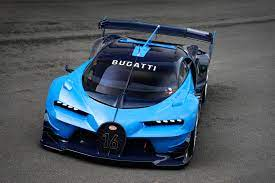 However the people buying this car probably don't care about getting a loan, if they have good credit, or the cost of insurance because they are so filthy rich lol. American Collector Snaps Up Bugatti Vision Gt Concept